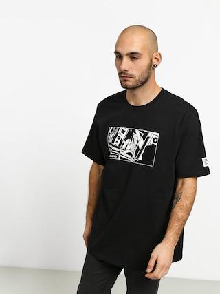 Tričko Tabasko Vinylshop (black)