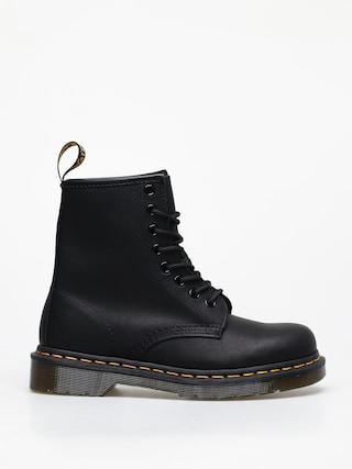 Topánky Dr. Martens 1460 (black greasy)