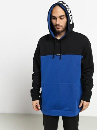 Mikina s kapucňou Element Primo Division HD (nautical blue)