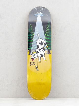 Doska Polar Skate Dane Brady Poker Night (yellow)