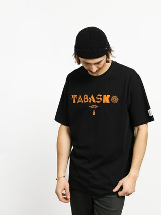 Tričko Tabasko Pagan (black)