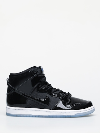 Topu00e1nky Nike SB Dunk High Pro (space jam black/black white varsity royal)