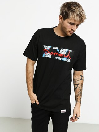 Triu010dko Diamond Supply Co. Diamond Cuts (black)
