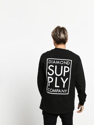 Triko Diamond Supply Co. Stacked Type (black)
