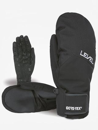 Rukavice Level Rescue Mitt Gore Tex (black)