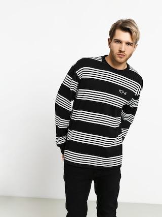 Triko Polar Skate Striped (black)