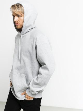 Mikina s kapucňou Polar Skate Deafult HD (sports grey)