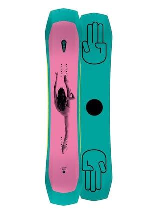 Snowboard Bataleon Japan Edition Toshiki (teal/black)