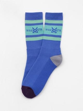 Ponožky Malita Mlt Royal (blue)