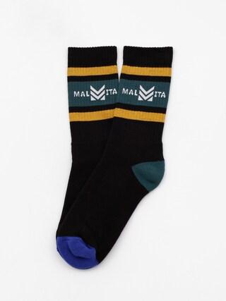 Ponožky Malita Mlt Royal (black)