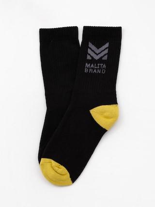 Ponou017eky Malita Mlt M (black/yellow)