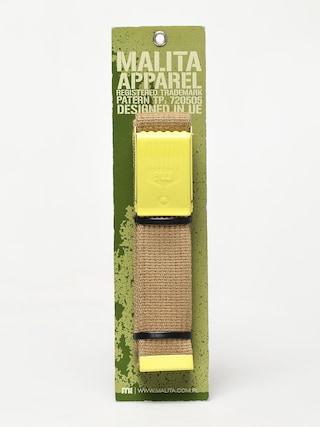 Pu00e1sek Malita Comb (yellow/beige)