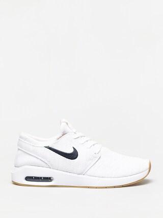 Topu00e1nky Nike SB Air Max Janoski 2 (white/obsidian celestial gold)