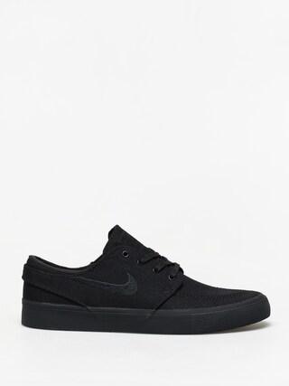 Topu00e1nky Nike SB Zoom Janoski Canvas Rm (black/black black black)
