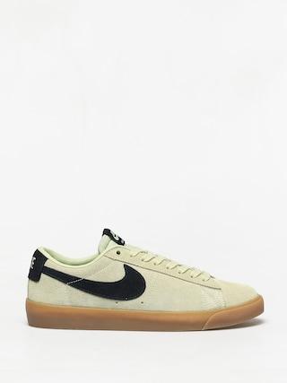 Topu00e1nky Nike SB Blazer Low Gt (olive aura/black olive aura)