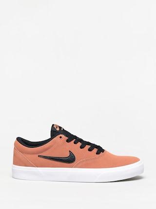 Topu00e1nky Nike SB Charge Suede (terra blush/black terra blush black)