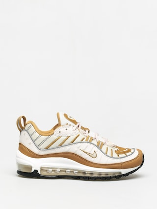 Topu00e1nky Nike Air Max 98 Wmn (phantom/beach wheat reflect silver)