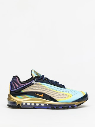 Topu00e1nky Nike Air Max Deluxe (midnight navy/laser orange)