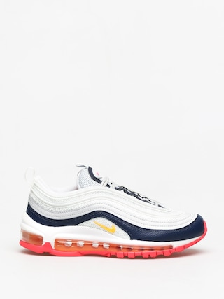 Topu00e1nky Nike Air Max 97 Wmn (pure platinum/laser orange midnight navy)