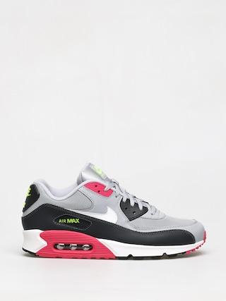 Topu00e1nky Nike Air Max 90 Essential (wolf grey/white rush pink volt)