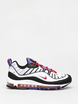 Topu00e1nky Nike Air Max 98 (white/black psychic purple)