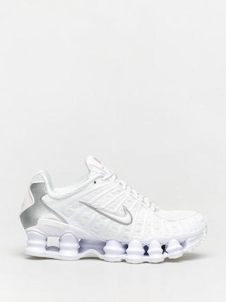 Topánky Nike Shox Tl Wmn (white/white metallic silver)