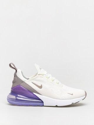Topu00e1nky Nike Air Max 270 Wmn (sail/pumice space purple white)