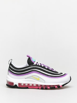 Topu00e1nky Nike Air Max 97 Wmn (white/dynamic yellow bright violet)