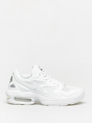 Topu00e1nky Nike Air Max2 Light (off white/off white)