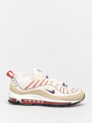 Topu00e1nky Nike Air Max 98 (sail/court purple light cream desert ore)