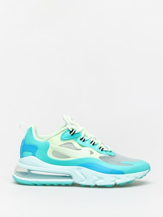 Topu00e1nky Nike Air Max 270 React (hyper jade/frosted spruce barely volt)