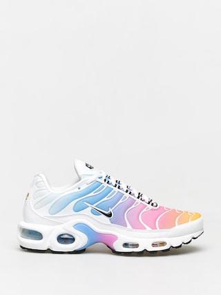 Topu00e1nky Nike Air Max Plus Wmn (white/black university blue psychic pink)