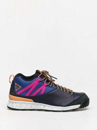 Topánky Nike Okwahn II ACG (obsidian/fuel orange indigo force)