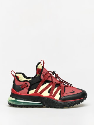 Topu00e1nky Nike Air Max 270 Bowfin (black/black university red lt zitron)