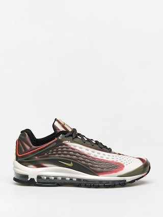 Topu00e1nky Nike Air Max Deluxe (sequoia/camper green team orange black)