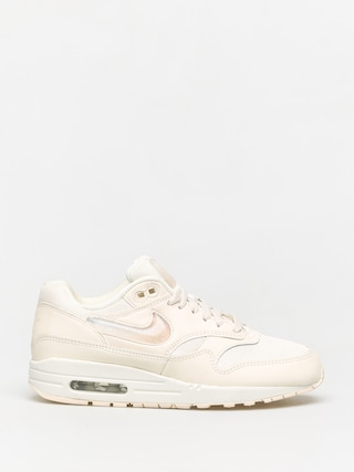 Topu00e1nky Nike Air Max 1 Premium (pale ivory/summit white)