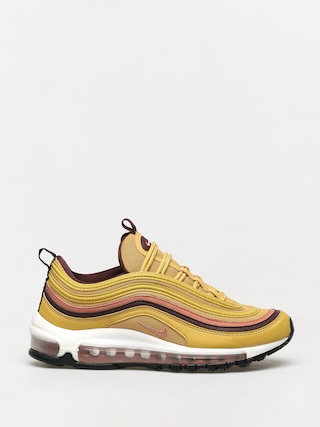 Topu00e1nky Nike Air Max 97 Wmn (wheat gold/terra blush burgundy crush)