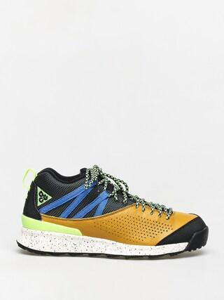Topu00e1nky Nike Okwahn II ACG (dark citron/volt glow outdoor green)