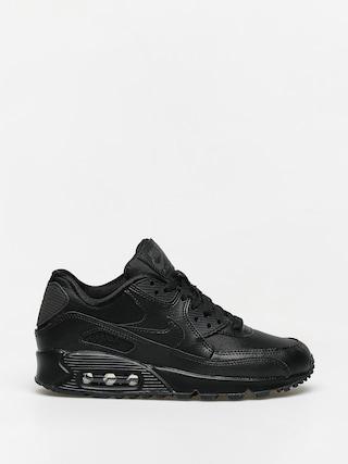 Topu00e1nky Nike Air Max 90 Wmn (black/black black)
