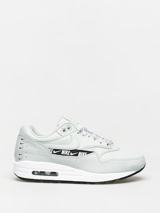 Topu00e1nky Nike Air Max 1 Se Wmn (light silver/light silver black white)