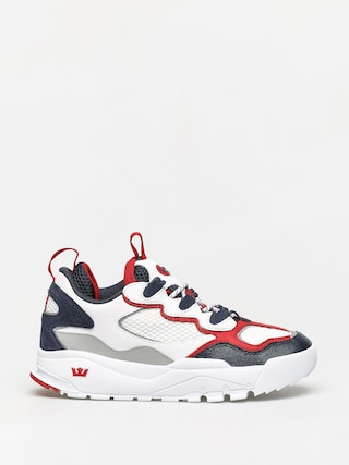 Topu00e1nky Supra Muska 2000 (white/navy/red white)