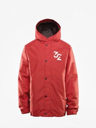 Snowboardovu00e1 bunda ThirtyTwo League Youth (red)