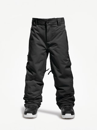 Snowboardovu00e9 nohavice ThirtyTwo Wooderson (black)