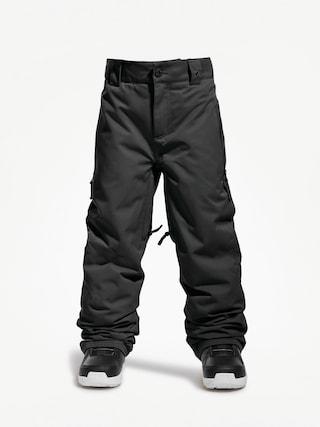 Snowboardovu00e9 nohavice ThirtyTwo Wooderson (black)