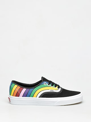 Topánky Vans Authentic (refract/black/true white)