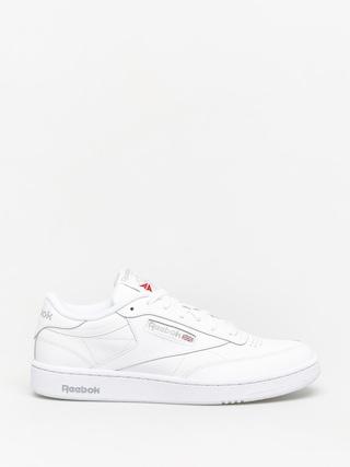Topu00e1nky Reebok Club C 85 (white/sheer grey)