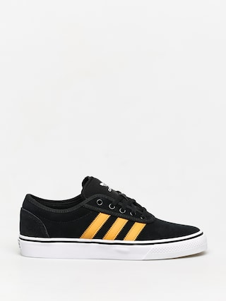 Topu00e1nky adidas Originals Adi Ease (cblack/tacyel/ftwwht)
