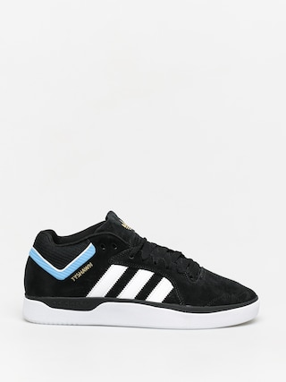 Topu00e1nky adidas Tyshawn (cblack/ftwwht/ltblue)