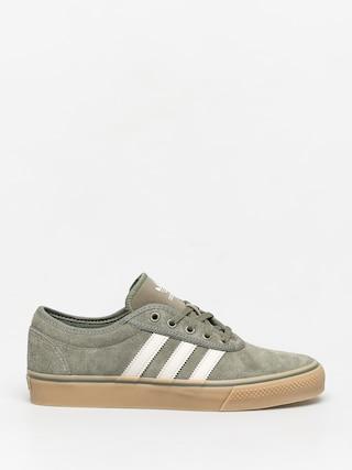 Topu00e1nky adidas Originals Adi Ease (leggrn/cbrown/gum4)