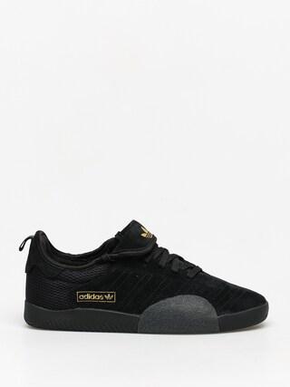 Topu00e1nky adidas 3St 003 (cblack/ftwwht/goldmt)